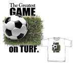 CLOSEOUT-Greatest Game On Turf T-Shirt