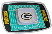 NFL Green Bay Packers Chip & Dip Tray