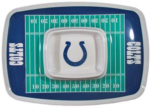 NFL Indianapolis Colts Chip & Dip Tray