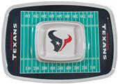 NFL Houston Texans Chip & Dip Tray