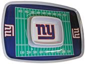 NFL New York Giants Chip & Dip Tray