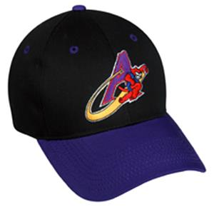 MINOR LEAGUE Akron Aeros Baseball Cap