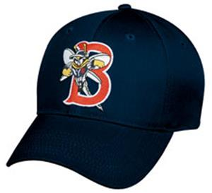 MINOR LEAGUE Binghamton Mets Baseball Cap