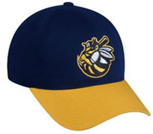 OC Sports MiLB Burlington Bees Baseball Cap