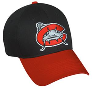 MINOR LEAGUE Carolina Mudcats Baseball Cap