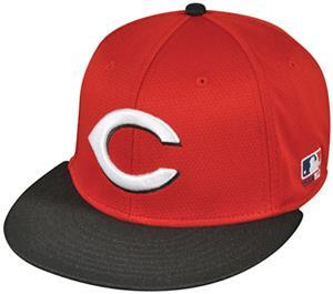 OC Sports MLB Cincinnati Reds Road Replica Cap