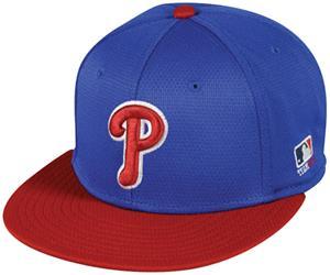 OC Sports MLB Phillies Alternate Replica Cap