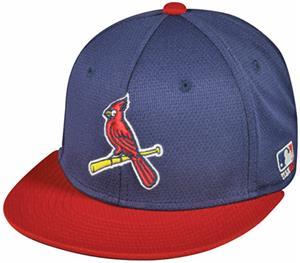 OC Sports MLB St. Louis Cardinals Alt2 Replica Cap