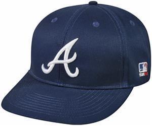 OC Sports MLB Atlanta Braves Road Replica Cap