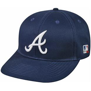 OC Sports MLB Atlanta Braves Road Replica Cap