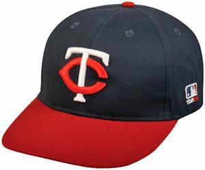 OC Sports MLB Minnesota Twins Road Replica Cap