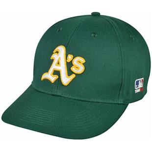 OC Sports MLB Oakland Athletics Road Replica Cap