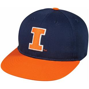 OC Sports Illinois Fighting Illini Replica Cap