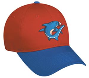 OC Sports MiLB Clearwater Threshers Baseball Cap