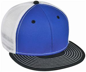 OC Sports Chino Twill Front/Mesh Back Snapback Cap