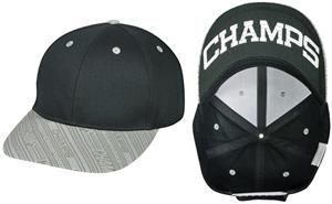OC Sports Chino Twill Reflective Visor CHAMPS Cap