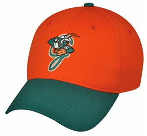 MINOR LEAGUE Greensboro Grasshoppers Baseball Cap