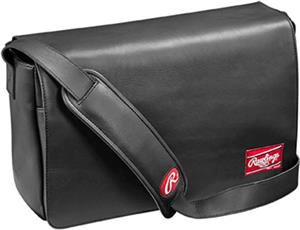 Rawlings Premium Heart/Hide Leather Messenger Bag