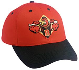 OC Sports MiLB Rochester Red Wings Baseball Cap
