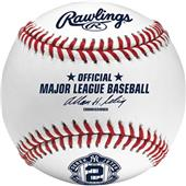 Derek Jeter Commemorative Retirement Baseball-DZ