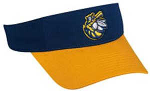 MINOR LEAGUE Burlington Bees Baseball Visor