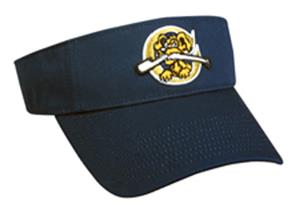 MINOR LEAGUE Charleston Riverdogs Baseball Visor