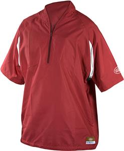 Louisville Slugger Batting Cage Pull-Over Jacket - Closeout Sale ...