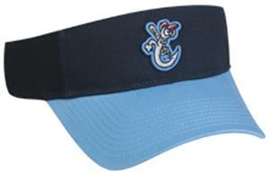 OC Sports MiLB Corpus Christi Hooks Baseball Visor