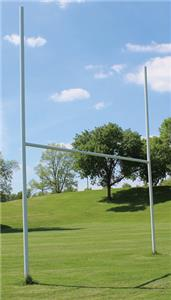 "Upper 90 18'6"" Rugby Goal w/20' Uprights - Pair"