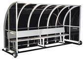 Upper 90 Portable Essential Team Soccer Shelter