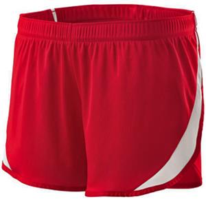 Holloway Ladies' Dry-Excel Track Lead Shorts