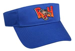 MINOR LEAGUE Midland Rockhouds Baseball Visor