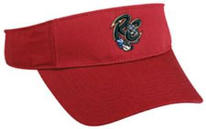 MINOR LEAGUE Sacramento River Cats Baseball Visor