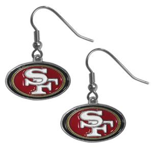 49ers earrings ebay