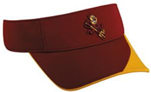 OC Sports College Arizona State Sun Devils Visor