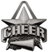"Hasty Awards 2"" All-Star Cheer Medals M-790CH"