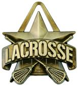 "Hasty Awards 2"" All-Star Lacrosse Medals M-790LC"