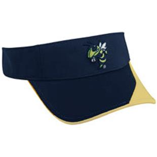 OC Sports College Georgia Tech Yellowjackets Visor