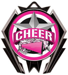 Hasty Stealth Cheer All-Star Medal M-5200