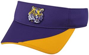 College Replica LSU Tigers Visor