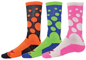 Red Lion Fizz Crew Socks - Closeout
