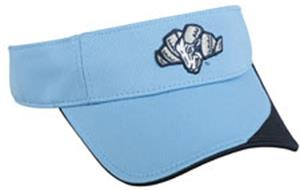 College Replica North Carolina Tar Heels Visor