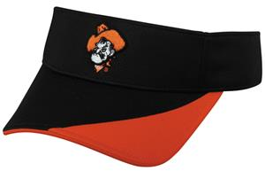 OC Sports College Oklahoma State Cowboys Visor