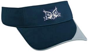 College Replica Rice Owls Visor