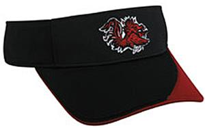 OC Sports College South Carolina Gamecocks Visor
