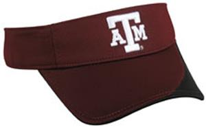 OC Sports College Texas A&M Aggies Visor