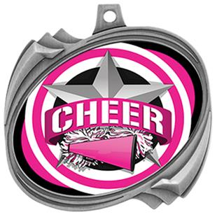 Hasty Cheer All-Star Insert Hurricane Medals