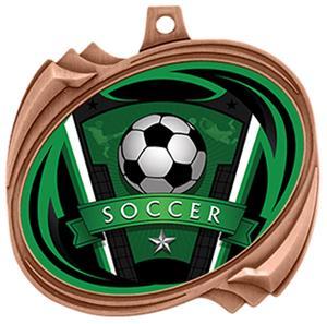 Hasty Soccer Varsity Insert Hurricane Medals