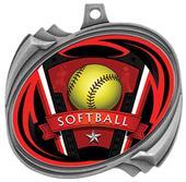 Hasty Softball Varsity Insert Hurricane Medals