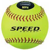 "Markwort 11"" Speed Sensor Softballs in MPH"